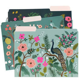 Rifle Paper Shanghai Garden Assorted File Folder Set