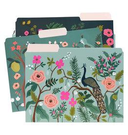 Rifle Paper Shanghai Garden Assorted File Folder Set