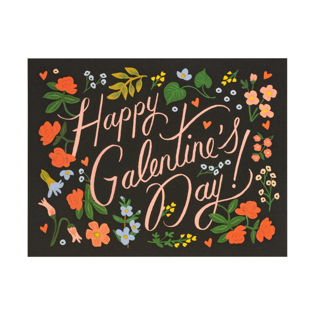 Rifle Paper Galentine's Day Greeting Card