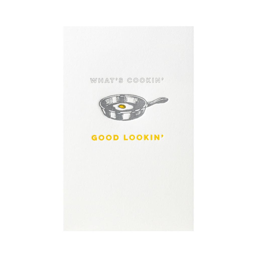 Pike Street Press What's Cookin' Good Lookin' Greeting Card
