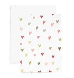 Mini Hearts For You Boxed Notes