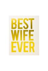 Fugu Fugu Press Best Wife Ever