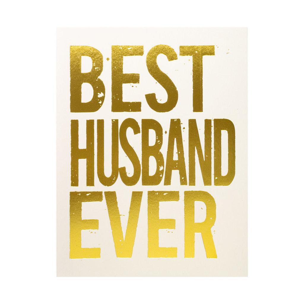 Fugu Fugu Press Best Husband Ever