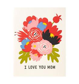 Fugu Fugu Press I Love You Mom Bouquet