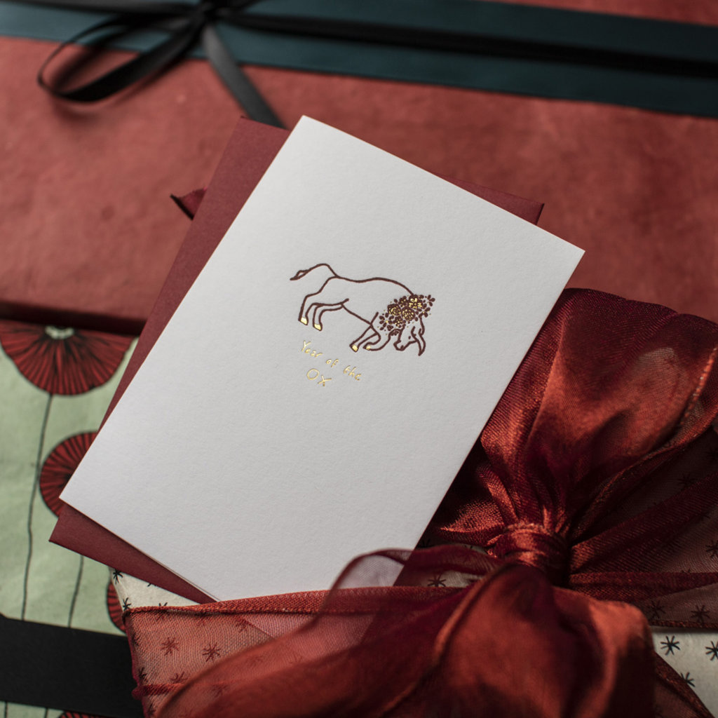 Oblation Papers & Press year of the ox
