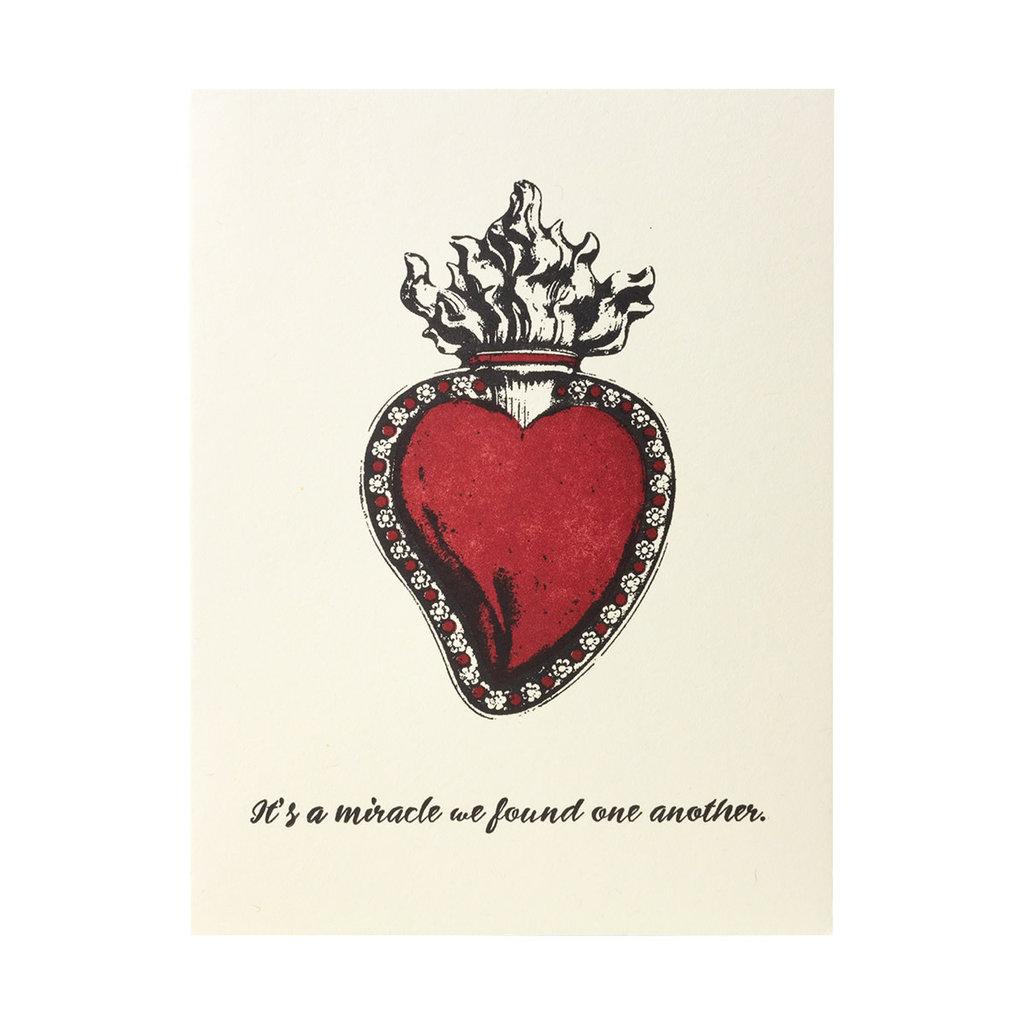 A Favorite Design Milagro Love Note