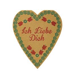 A Favorite Design German Valentine Cookie