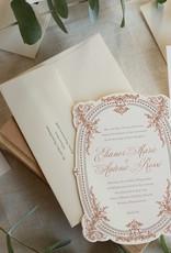 Oblation Papers & Press Custom Letterpress Deposit