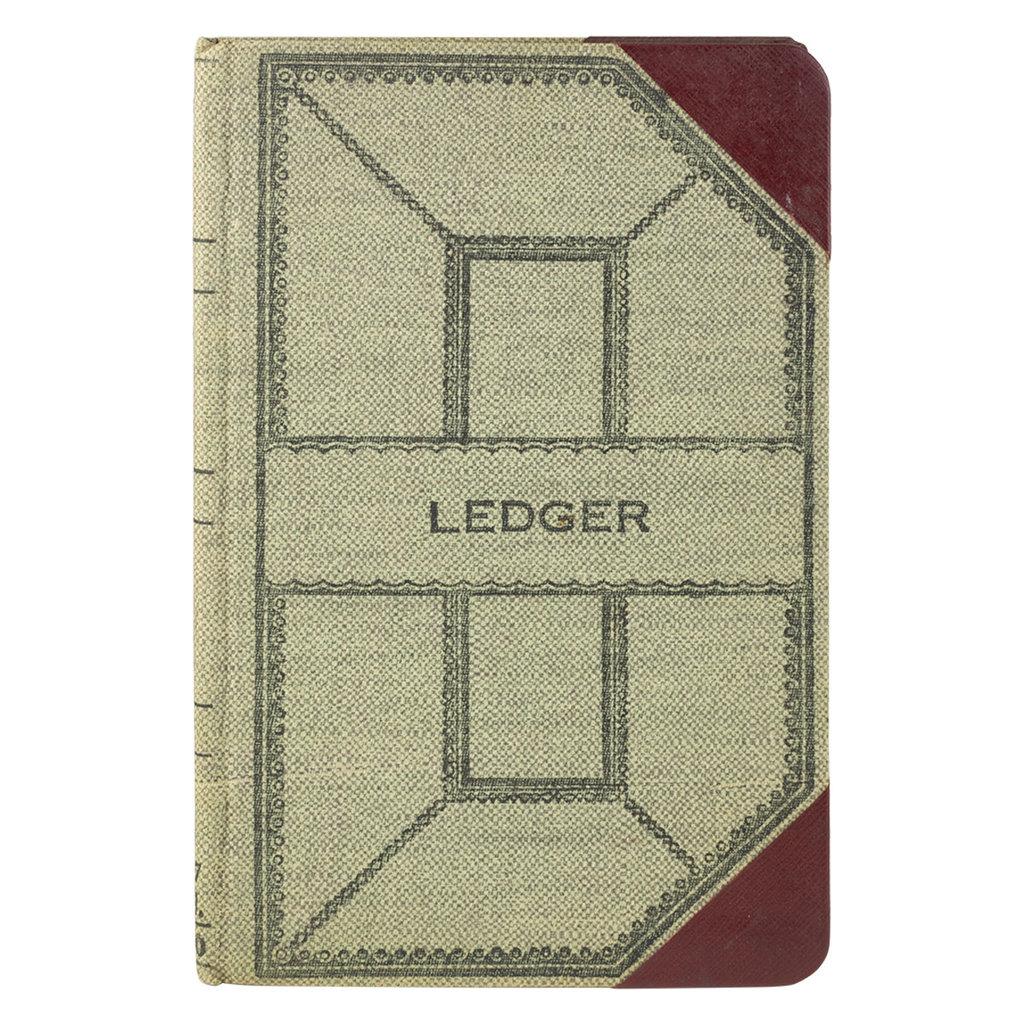 Vintage Ledger #1