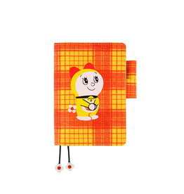 Hobonichi A6 Doraemon: Dorami-chan Hobonichi Techo 2021 (April Start)