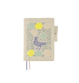 Hobonichi A6 Bird, Flower, Willow  Hobonichi Techo 2021 (January Start)