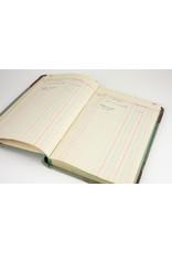 Vintage Cash Book Ledger #2