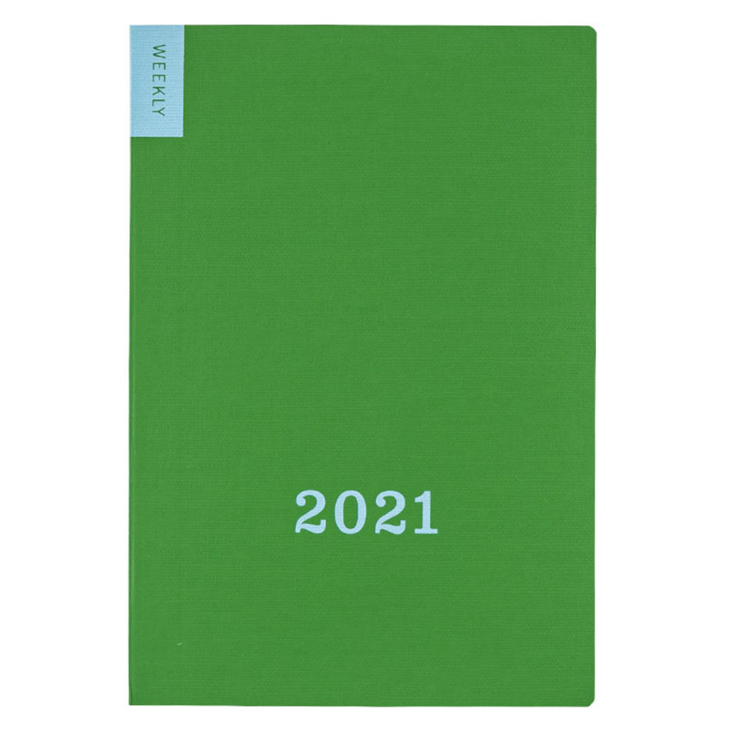 Hobonichi A6 Weekly Calendar Hobonichi Spring 2021
