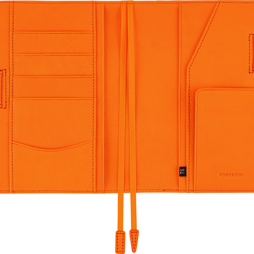 Hobonichi A6 Leather TS Seta Hobonichi Techo 2021 (April Start)