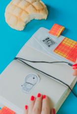 Hobonichi A6 Doraemon: Dorami-chan Hobonichi Techo 2021 (April Start)