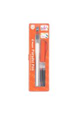 Pilot Parallel Pen Set - 1.5mm Nib Red