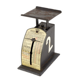 Antique Early 20th Century Postal Scale