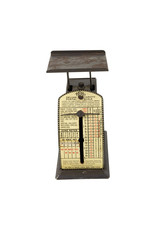 Antique Early 20th Century Postal Scale #3