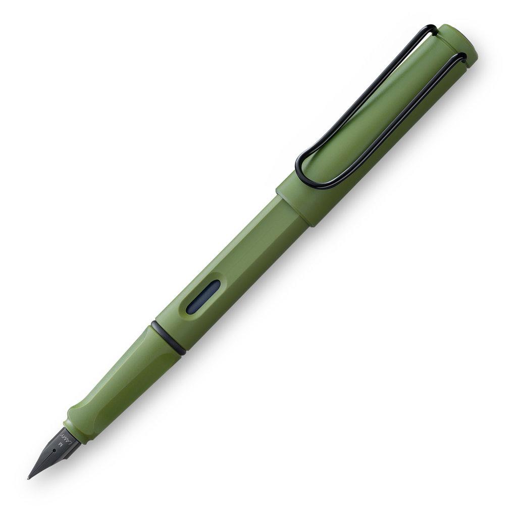 Lamy Lamy Safari Fountain Pen  Savannah Green