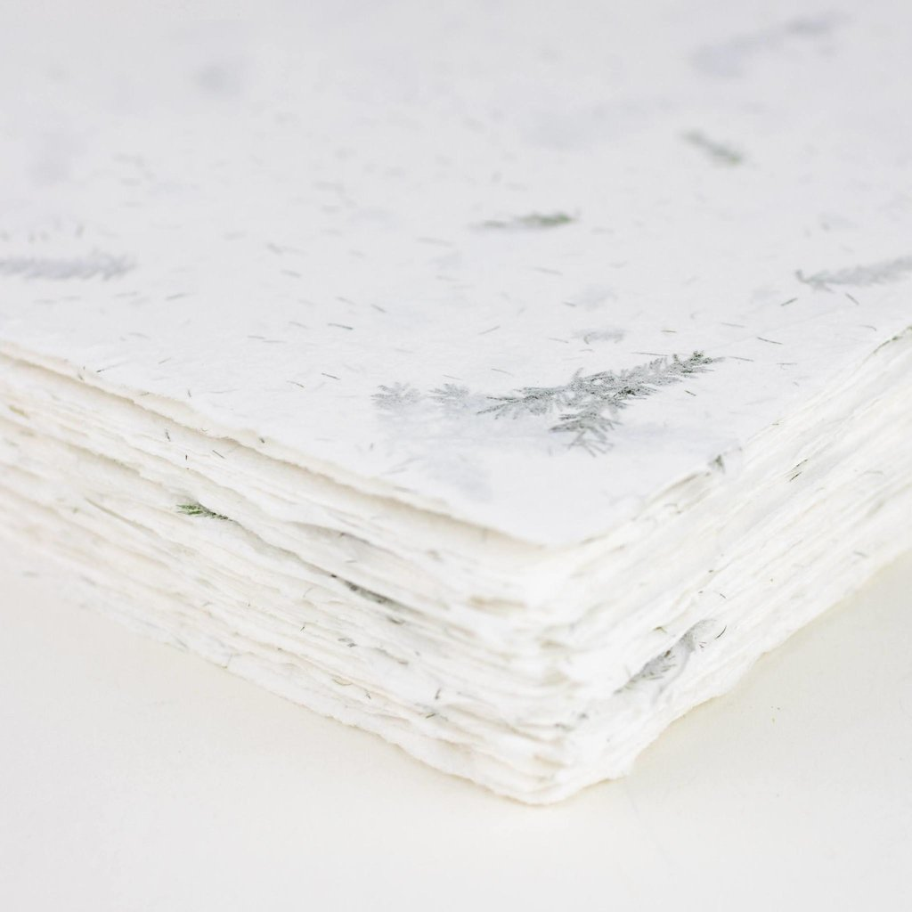 Oblation Papers & Press Handmade Paper - Fern
