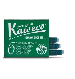 Kaweco Kaweco Ink Cartridge Palm Green