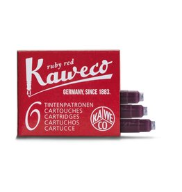 Kaweco Kaweco Ink Cartridge Ruby Red