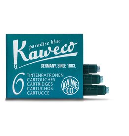 Kaweco Kaweco Ink Cartridge Paradise Blue