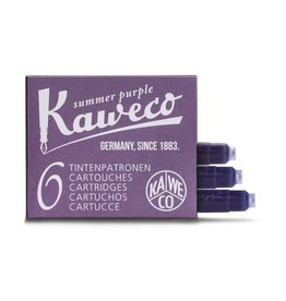 Kaweco Kaweco Ink Cartridge Aubergine Purple