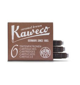 Kaweco Kaweco Ink Cartridge Caramel Brown