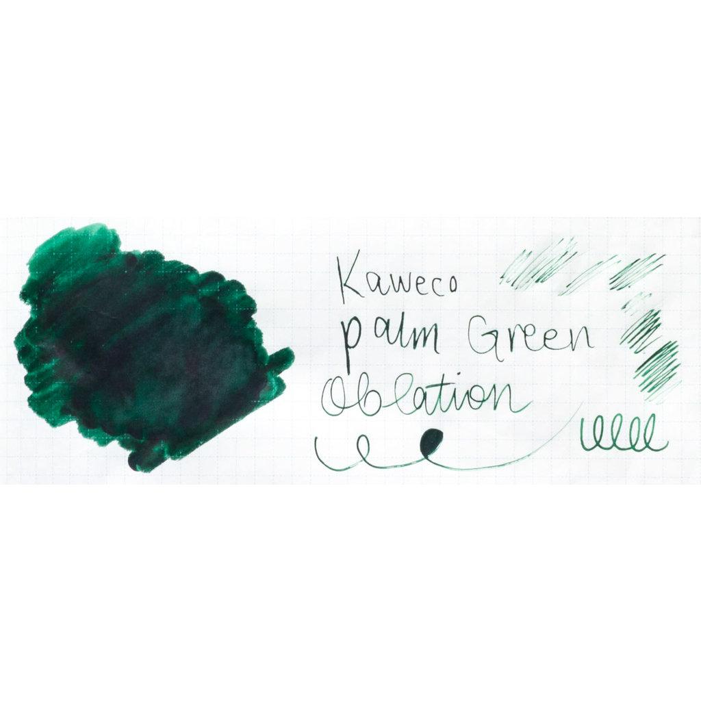 Kaweco Kaweco Ink Cartridge Palm Green