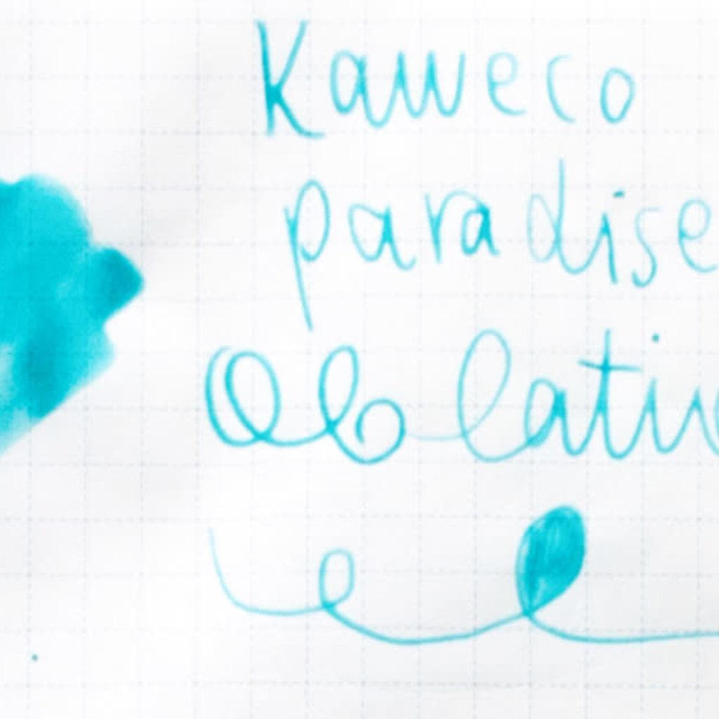 Kaweco Kaweco Ink Cartridge Paradise Blue