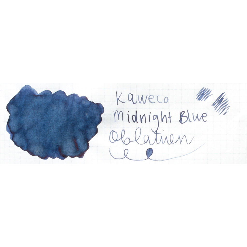 Kaweco Kaweco Ink Cartridge Midnight Blue