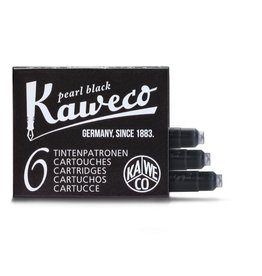 Kaweco Kaweco Ink Cartridge Pearl Black