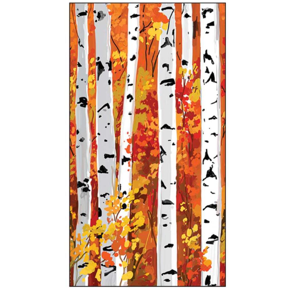 Autumn Grove Guest Towel Napkins