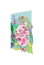 Enchanted Easter Laser-Cut Card