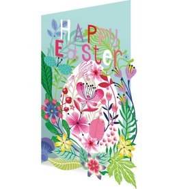 Enchanted Easter Laser-Cut Card