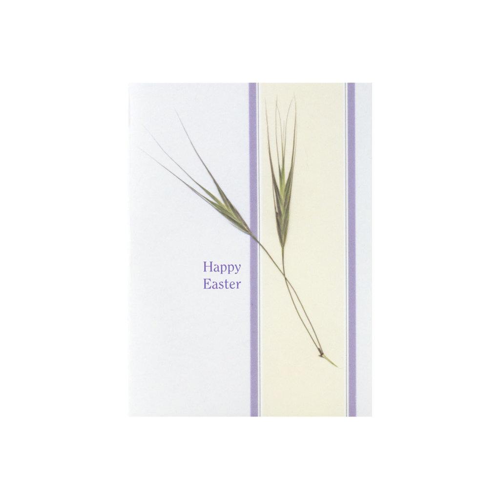 Singing Leaf Easter Printed Card