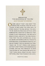 Prayer for the Beginning of the Day