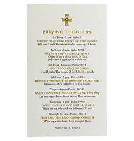 Praying the Hours