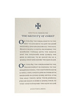 Hymns for the Nativity of Christ
