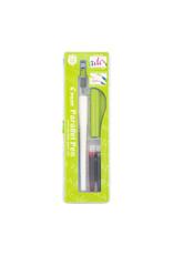 Pilot Parallel Pen Set - 3.8mm Nib Green