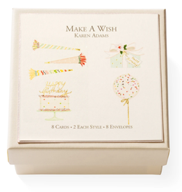 Make A Wish Gift Enclosure Box Set of 8