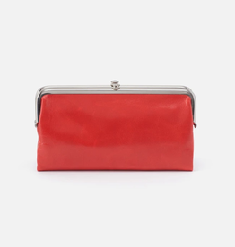 Hobo Hobo Lauren Leather Clutch - Rio