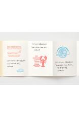 Traveler's Company Refill Accordion Fold Paper Passport B-Side