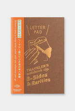Traveler's Company Refill Letter Pad Passport B-Side