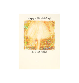 Paper Love Boutique Happy Birthday! You Got This Greeting Card