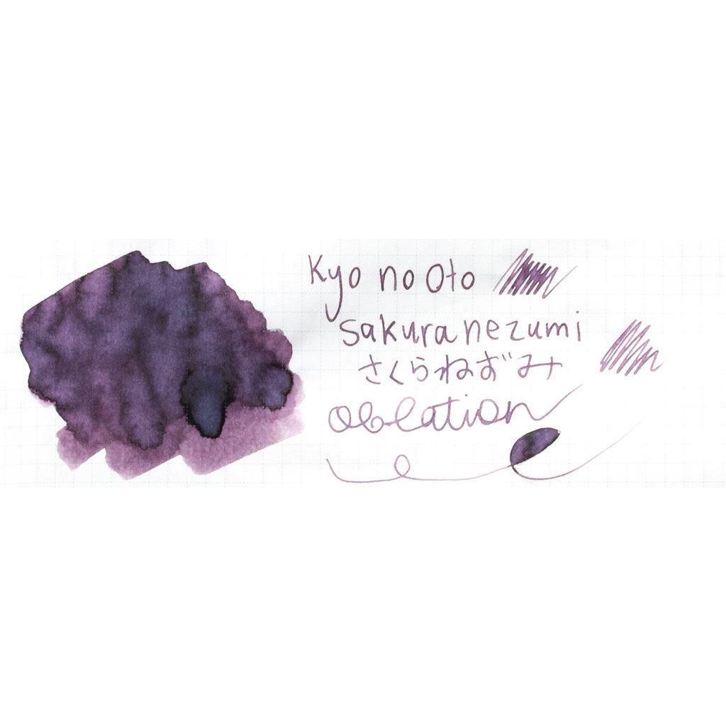 Kyo No Oto Kyo No Oto Sakurnezumi Ink 40ml