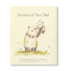 Because of You, Dad Book