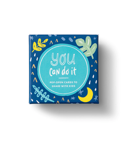 Kids Thoughtfulls - You Can Do It