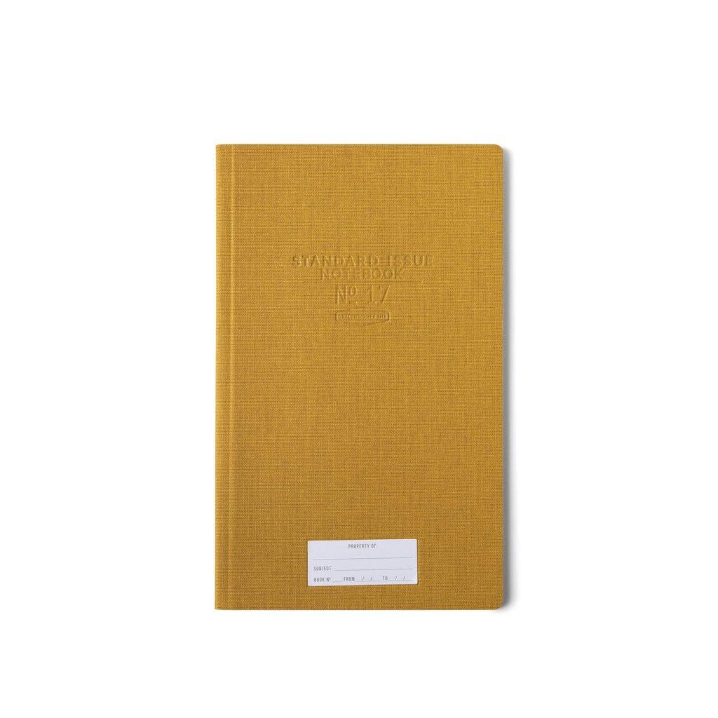 Standard Issue Standard Issue Hardcover Book Bound - Ochre